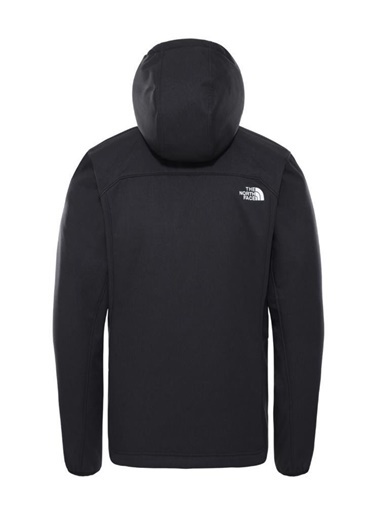 The North Face The North Face Quest Hooded Softshell Kapüşonlu Erkek Mont Siyah Renkli